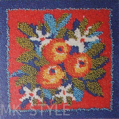 Фото схемы вышивка ковров